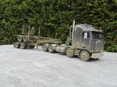 Twin Steer, Aerodyne K100 Logger