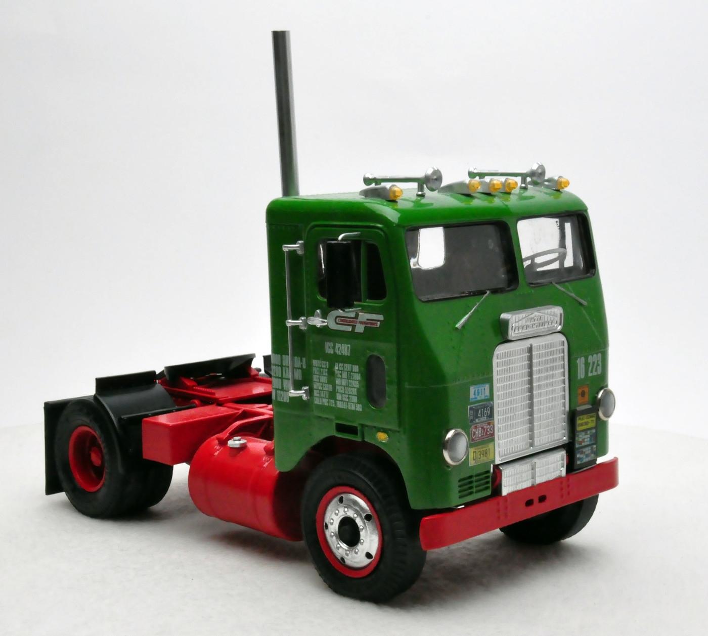 C-F Freightliner COE