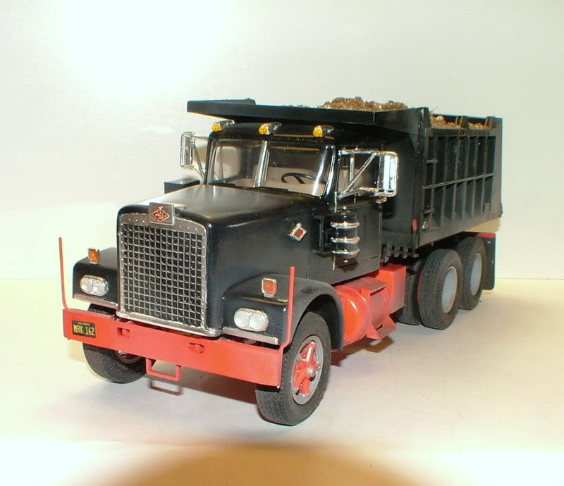 1969 Diamond Reo Dump Truck