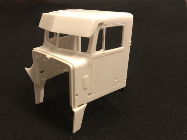 New Items -- Revell Snap Pete Visor & Two Sleeper Spoiler Choices