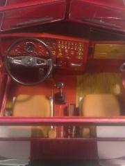 Italeri Peterbilt 378-119 interior